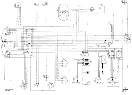 bmw motorcycle wiring diagram